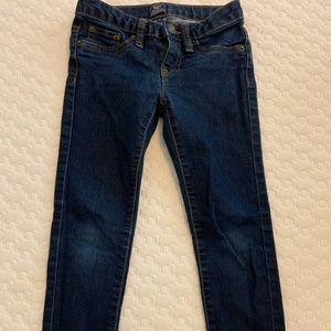 Girl's super skinny jeans